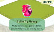 Butterfly Honey