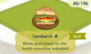 Sandwich 1star