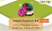 Hobgob Doughnuts 2star