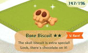 Bone Biscuit 2star