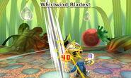 Whirlwind Blades