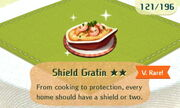 Shield Gratin 2star