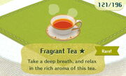Fragrant Tea 1star