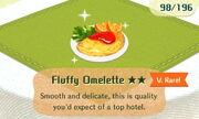 Fluffy Omelette 2star