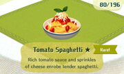 Tomato Spaghetti 1star