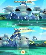 A Cumulus heals