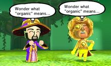 Organic event