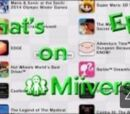 That's on Miiverse