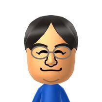 Iwata's Mii