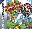 Mario Pinball Land Community