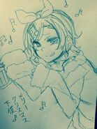 Azumi-merryxmas