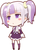 Otone-anime chibi