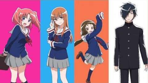 TVアニメ『未確認で進行形』PV第1弾