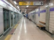 Ujangsan Station MDS0002