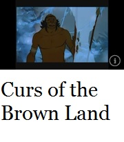 Curse of the Brown Land Boxart