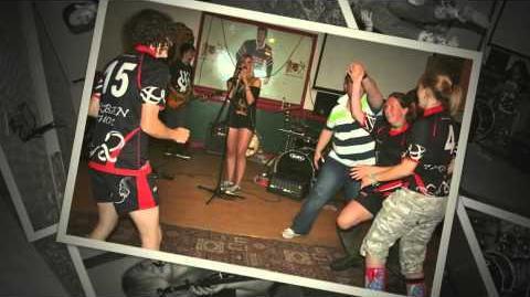 Strange Things Frighten Us (STFU) at Tuffley Rugby Club