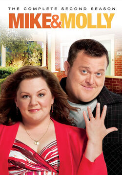 Mike and Molly (season 2) DVD