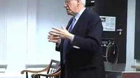 Senator Mike Gravel - Part 1 At Harvard 2 29 08