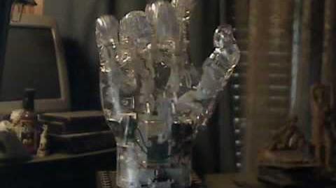 Pianist Hand