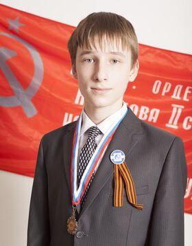 George Volkov in Samara 09-05-2015