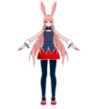 Black Rabbit Pink (MMDRoseevo).png