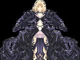 Artoria Pendragon - Saber Alter Huke ver (Akane)