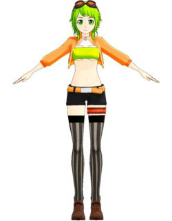 Gumi by Zeze
