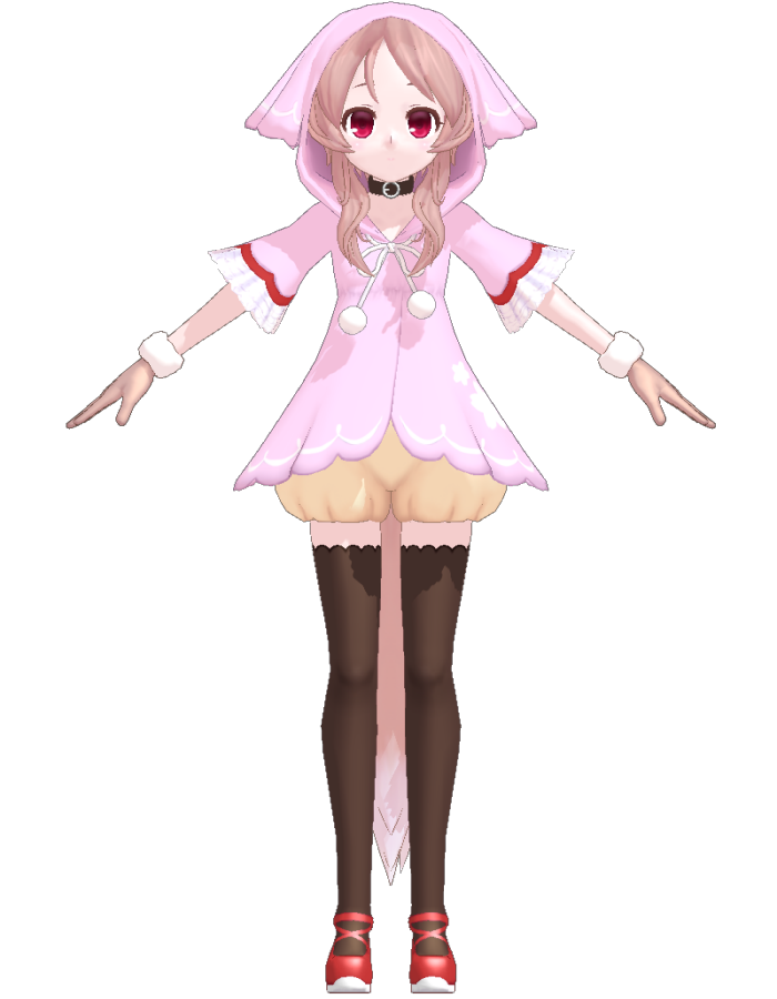 Miko Ooka (Kitsune Tsuki) | MikuMikuDance Wiki | FANDOM