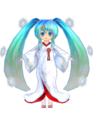 Miku Low Poly Snow 2013 by Ginjishi 2.png
