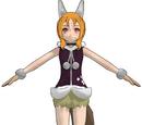 Miko Ooka Second Form (Babi)
