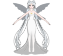 Queen serenity (mmd-imports)