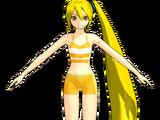 Neru Akita Swimwear (Redstone)
