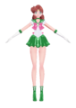 Sailor Jupiter Crystal no belt (MMDKitsunefox).png