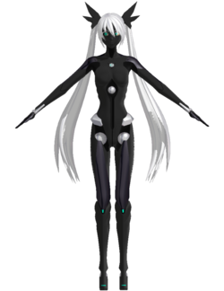 Miku carbon Black by Kuroyu