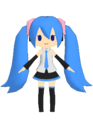 Miku Clay Milo style by Tawashi.png