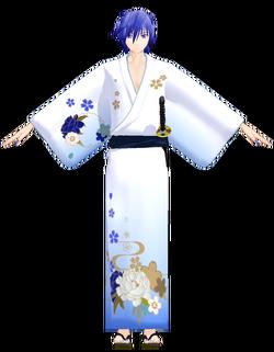 KAITO kimono by hzeo