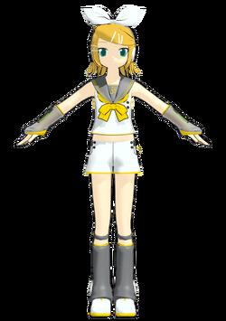 Rin Kagamine Animasa V4x Edit by HaruHaru-P