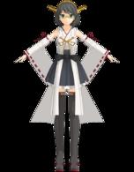 Kirishima Kai Ni weaponless by Tsumidango