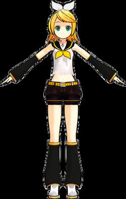 Rin Kagamine XS Shi Kisetsu LED