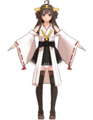 Kongou weaponless by Tsumidango.png