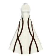 Violet Evergarden's Skirt (Okuto)