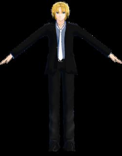 Sora suit by hzeo