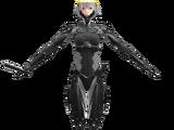 Sakuya Izayoi Cyborg Ninja Cosplay (Kuroyu)
