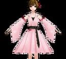 MEIKO Wintry wind costume (Uri)