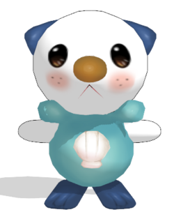 Oshawott byMole Normal