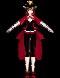 Meiko Queen of hearts by Uri