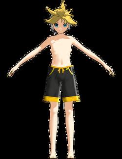 Len swimwear by Redstone