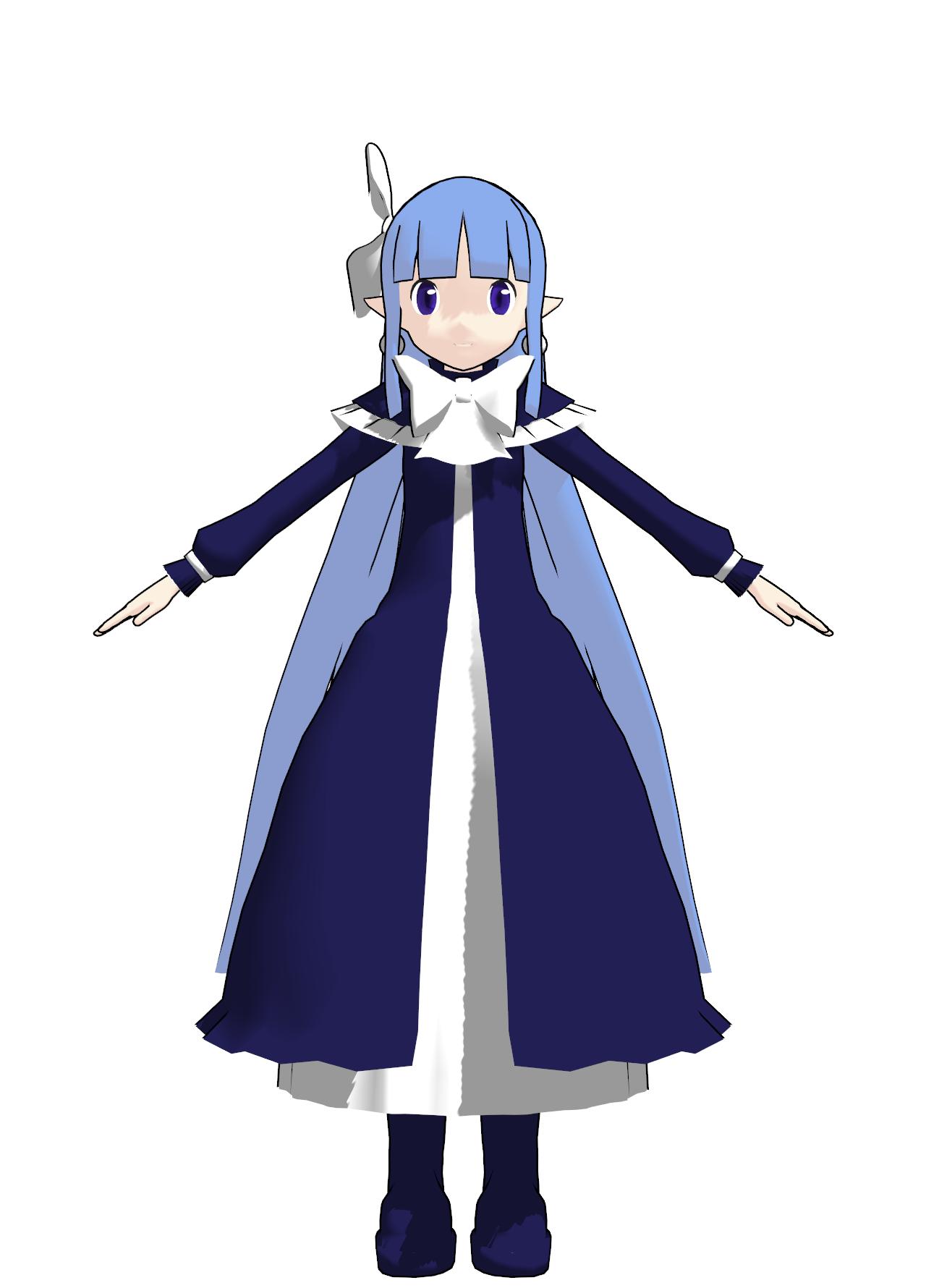 Teto Kasane (Ginjishi)   MikuMikuDance Wiki   Fandom
