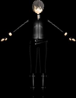 Kiyoteru Chain costume by YM