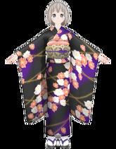 Moca Aoba- Yukata (harusuke)